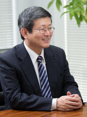代表取締役社長 吉尾春樹