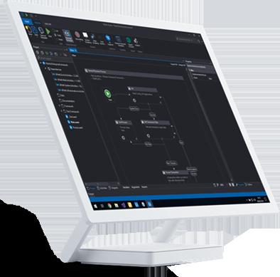 Uipath開発機画像