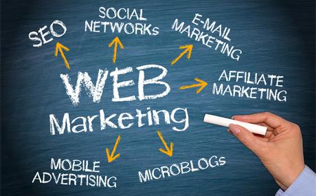 Webマーケティング支援